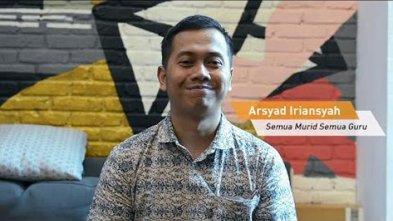 Embedded thumbnail for Strengthening Collaboration in Education - Arsyad Iriansyah
