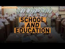 """Embedded thumbnail for National Education Day 2019 - """"What do you like most about school?"""""""